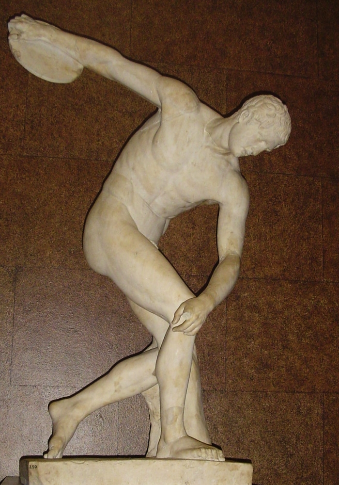discobolus analysis