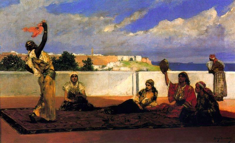 La Danse du foulard, Wikimedia Commons
