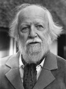 William Golding in 1983