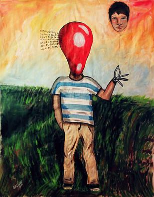 Balão (Head) by Gabriel Grecco. Used with permission.