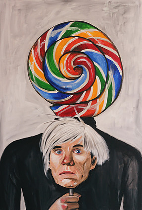 Lolli Pop (Head) by Gabriel Grecco. Used with permission.