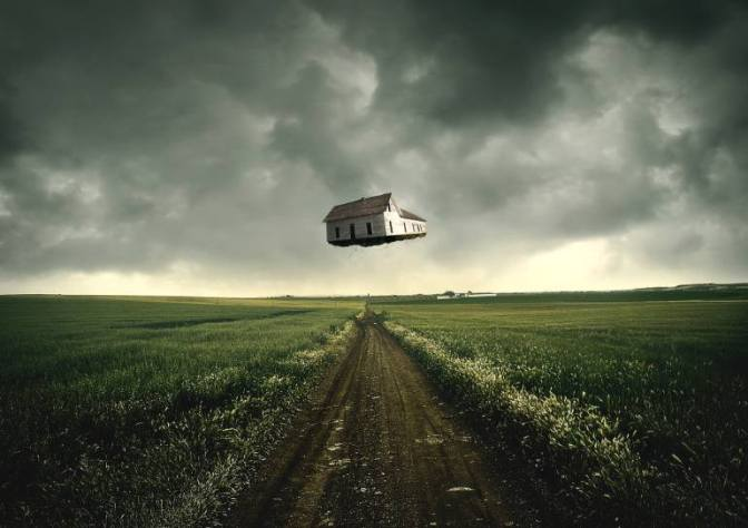 A Traveller's Dream by Michael Vincent Manalo. Used with permission.