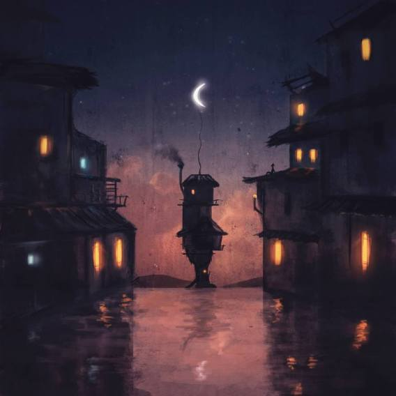 Blankets of Night by Michael Vincent Manalo. Used with permission.