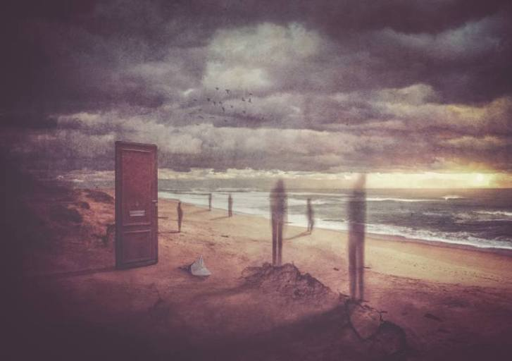 While we waited for the End by Michael Vincent Manalo. Used with permission.