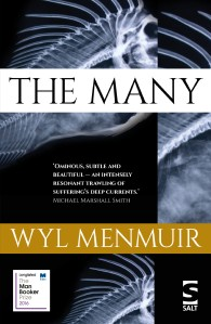 The Many by Wyl Menmuir (2016, Salt Publishing)
