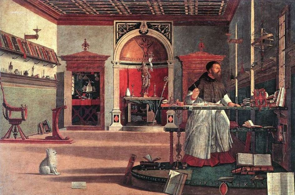 Late I have Loved Thee – On Art and Aesthetics