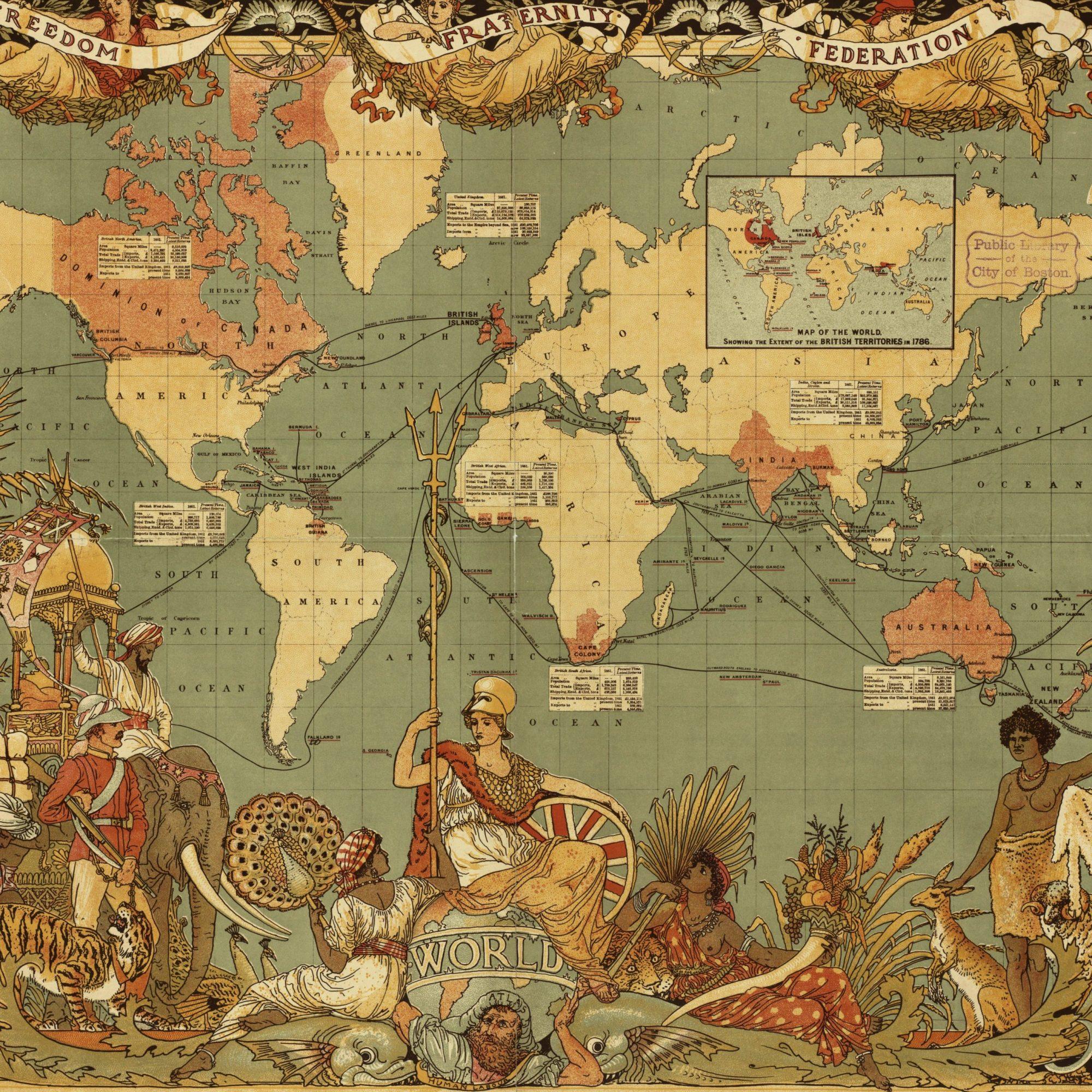 The Politics of World Maps – On Art and Aesthetics