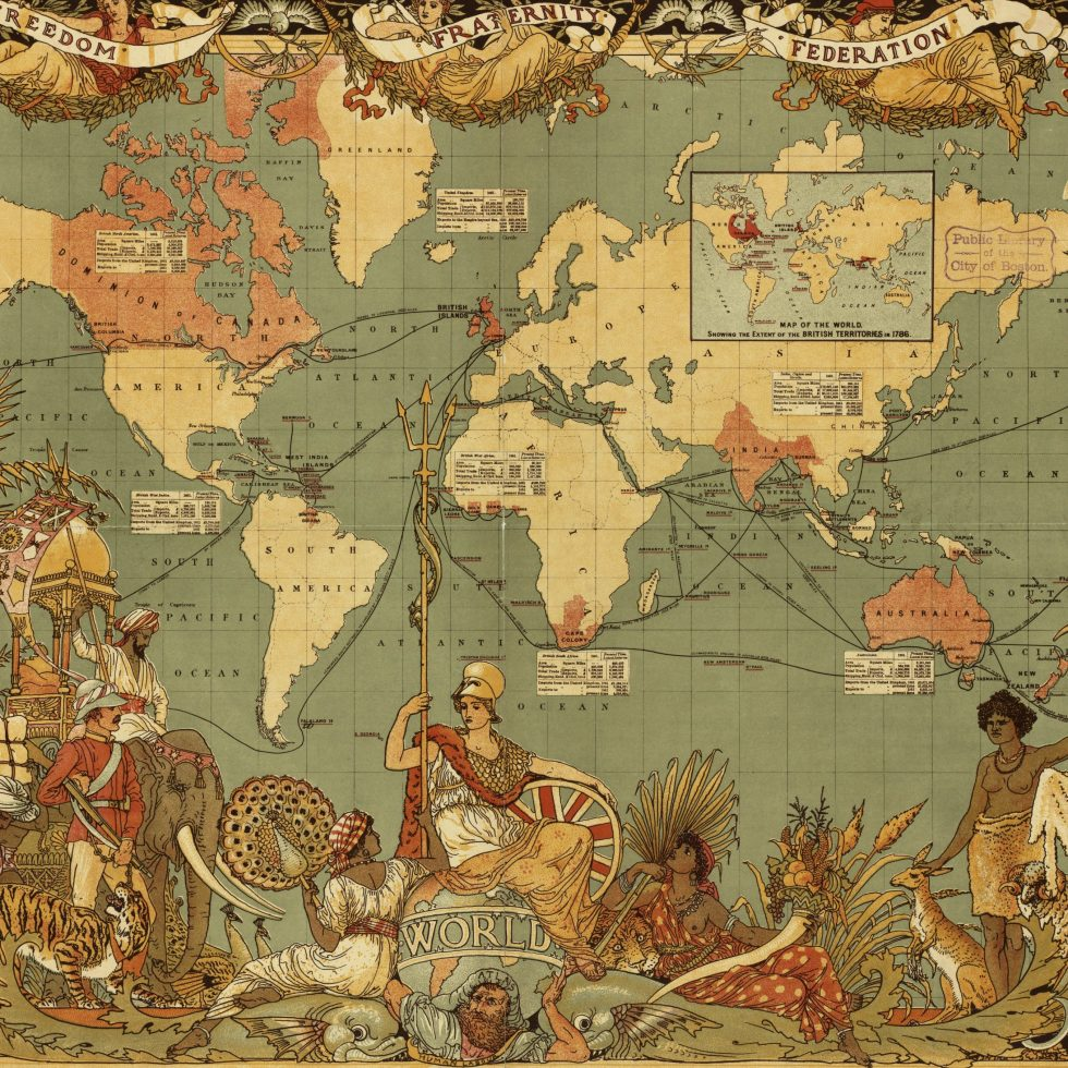 World Map On Art And Aesthetics