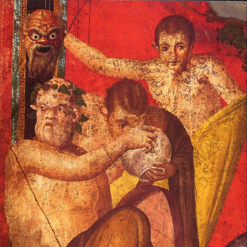Roman Literature On Art And Aesthetics