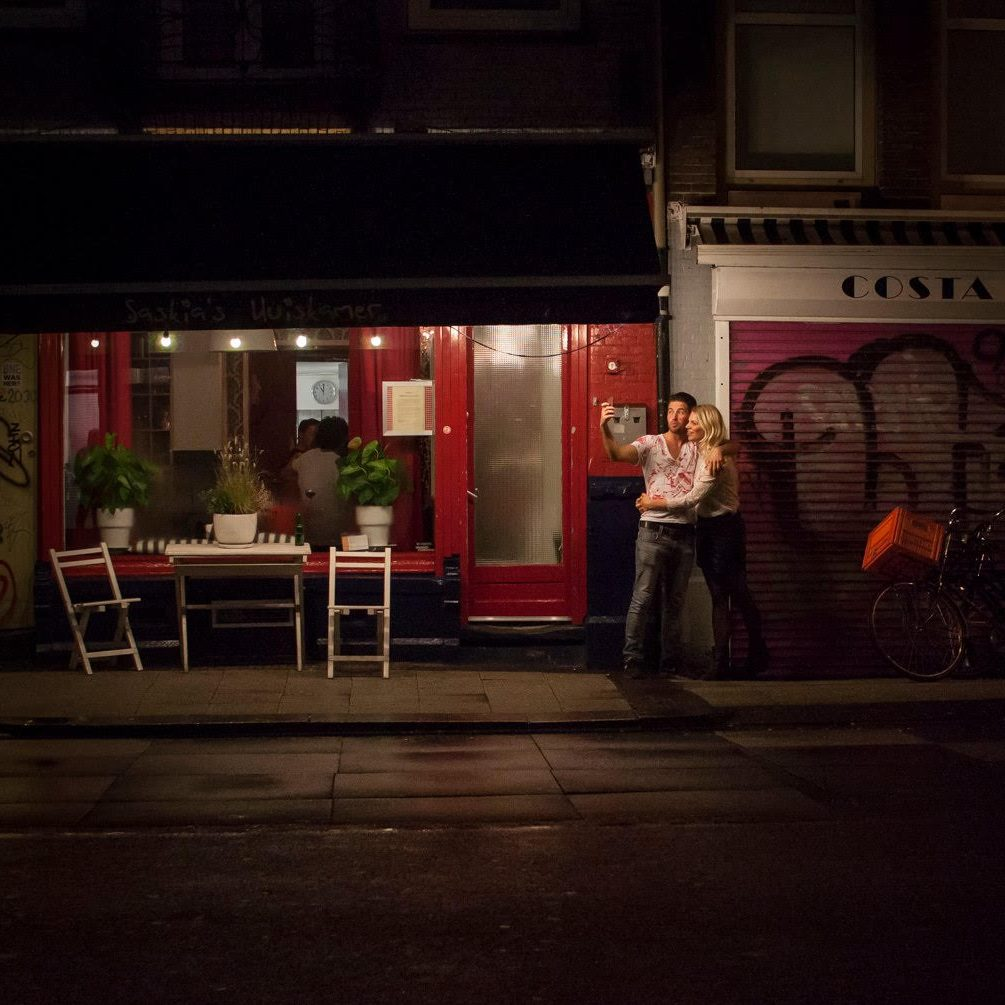 A New Dimension: Julie Hrudova Captures Amsterdam at Night