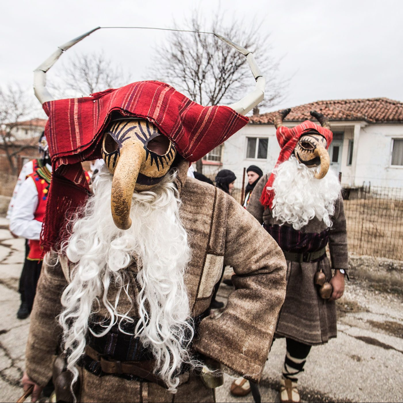 """Purpuris is Coming!"": Michael Pappas on the Little-Known Thracian Custom"