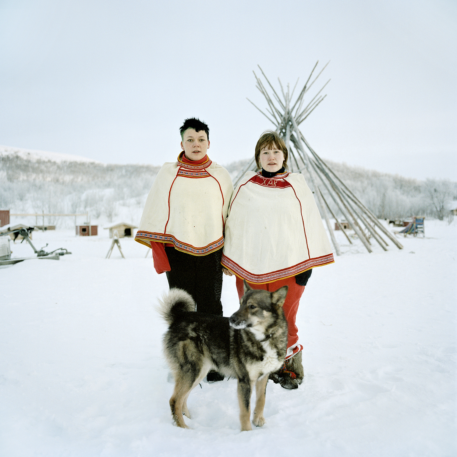 """Máze"": Céline Clanet Documents a Sámi Village in the Norwegian Lapland"