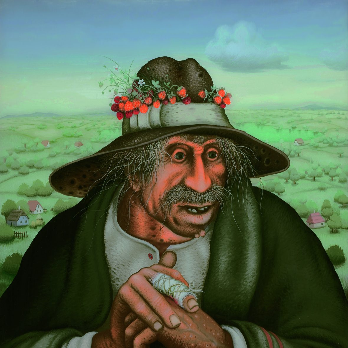 Marginal Characters in Rural Wonderlands: The Naïve Art of Mijo Kovačić