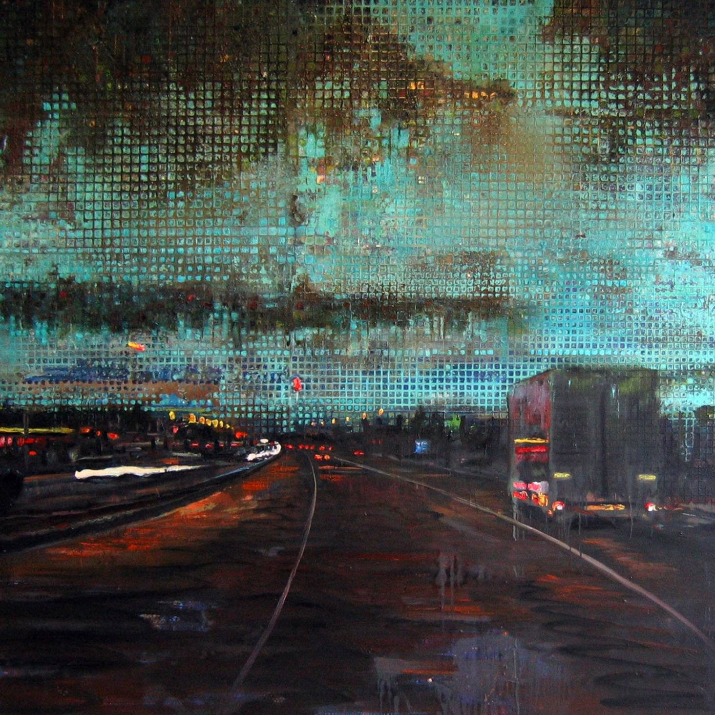 Highways, Forks and Crossroads: Paintings by John Konijn