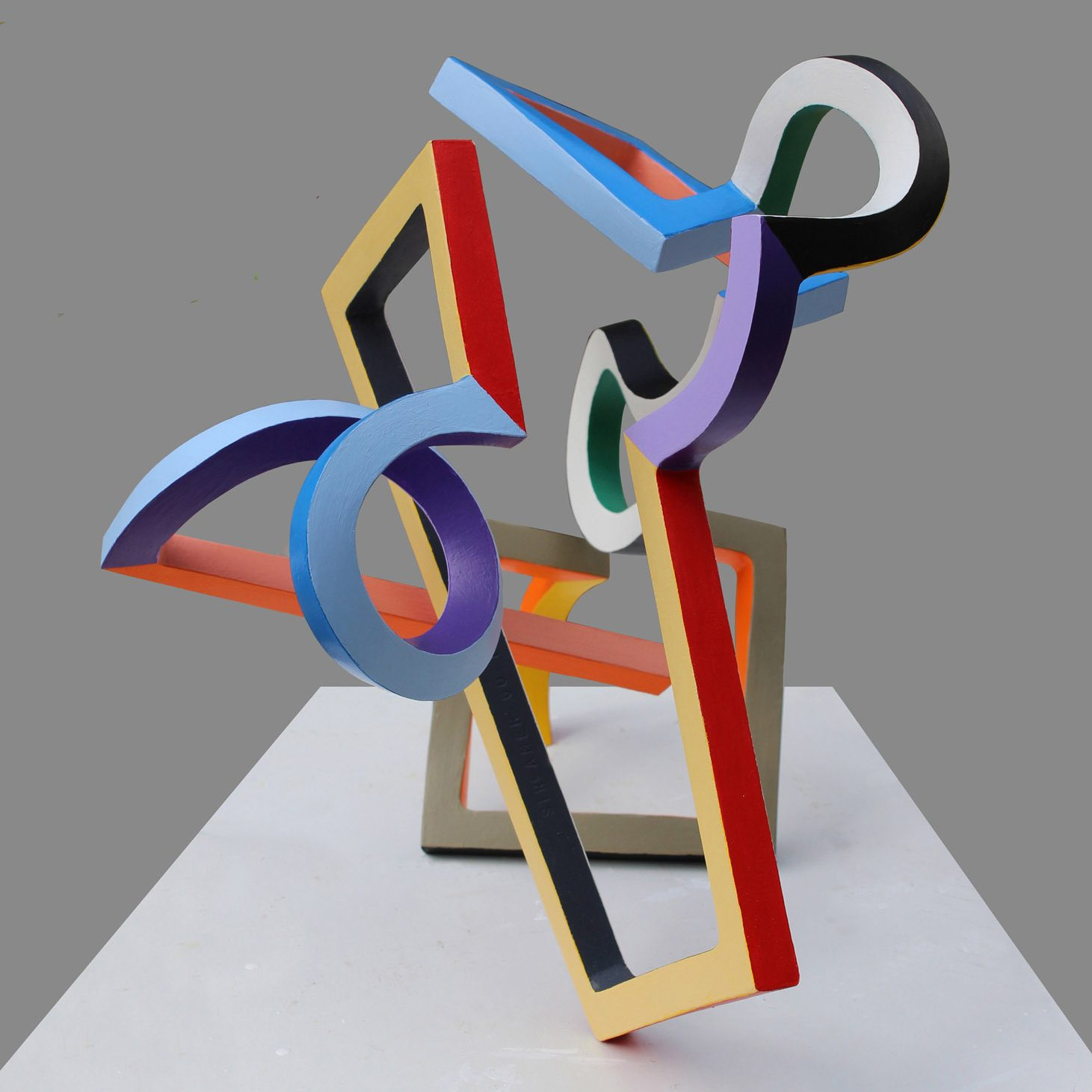 Movement, Contradictions and the Possibilities of Matter: Sculptures by Frans Muhren