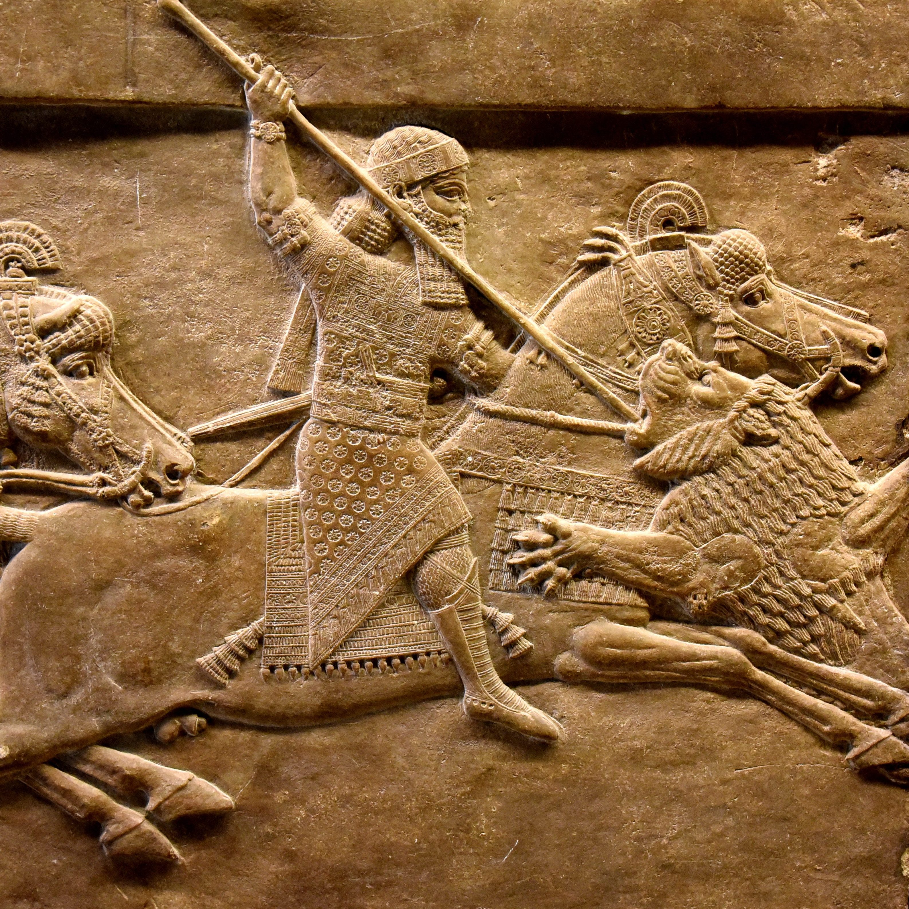 The Ancient Near East: A Conversation with Dr. Paul Collins, Ashmolean Museum, Oxford