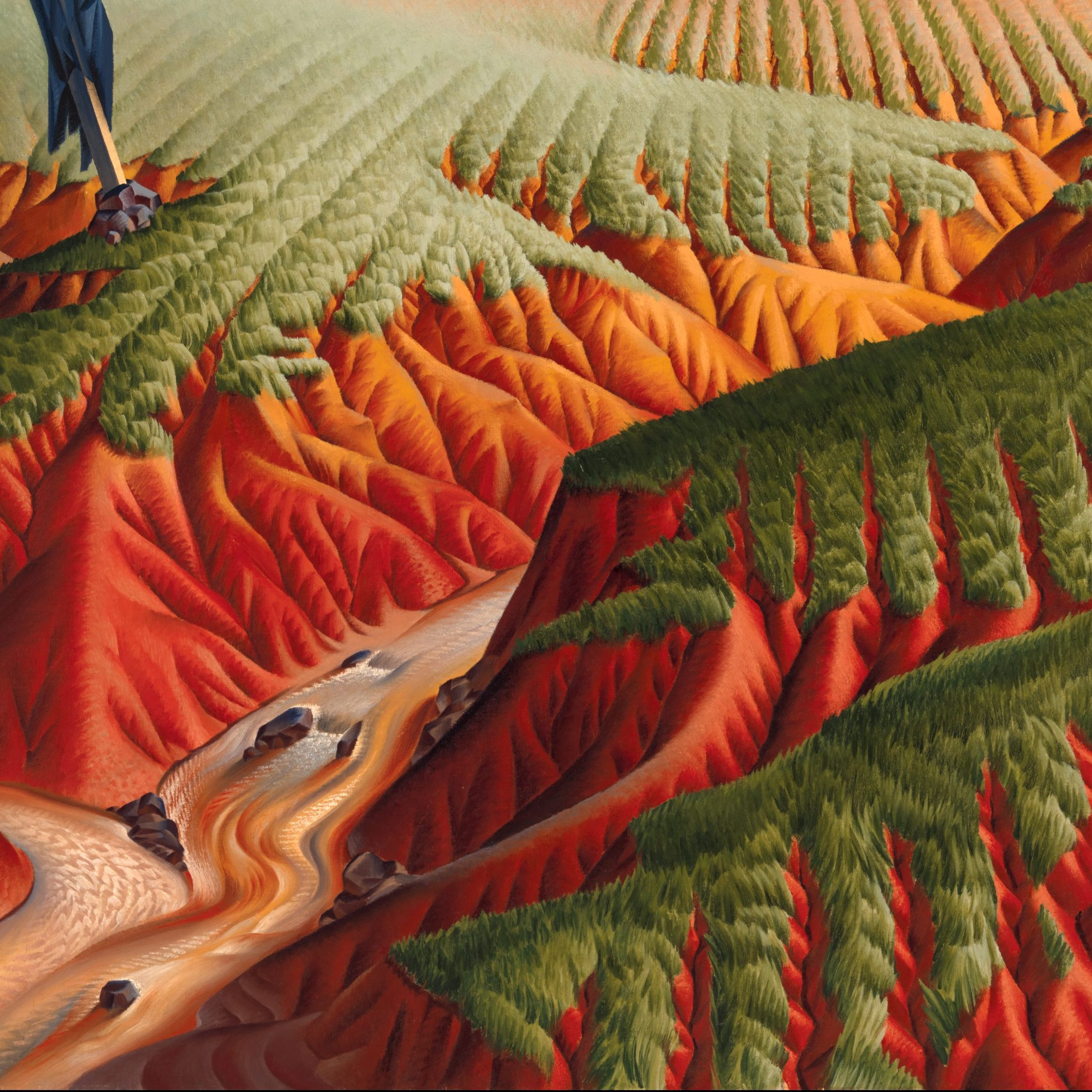 """""""Nature's Nation: American Art and Environment"""": From the Peabody Essex Museum, Salem, MA"""