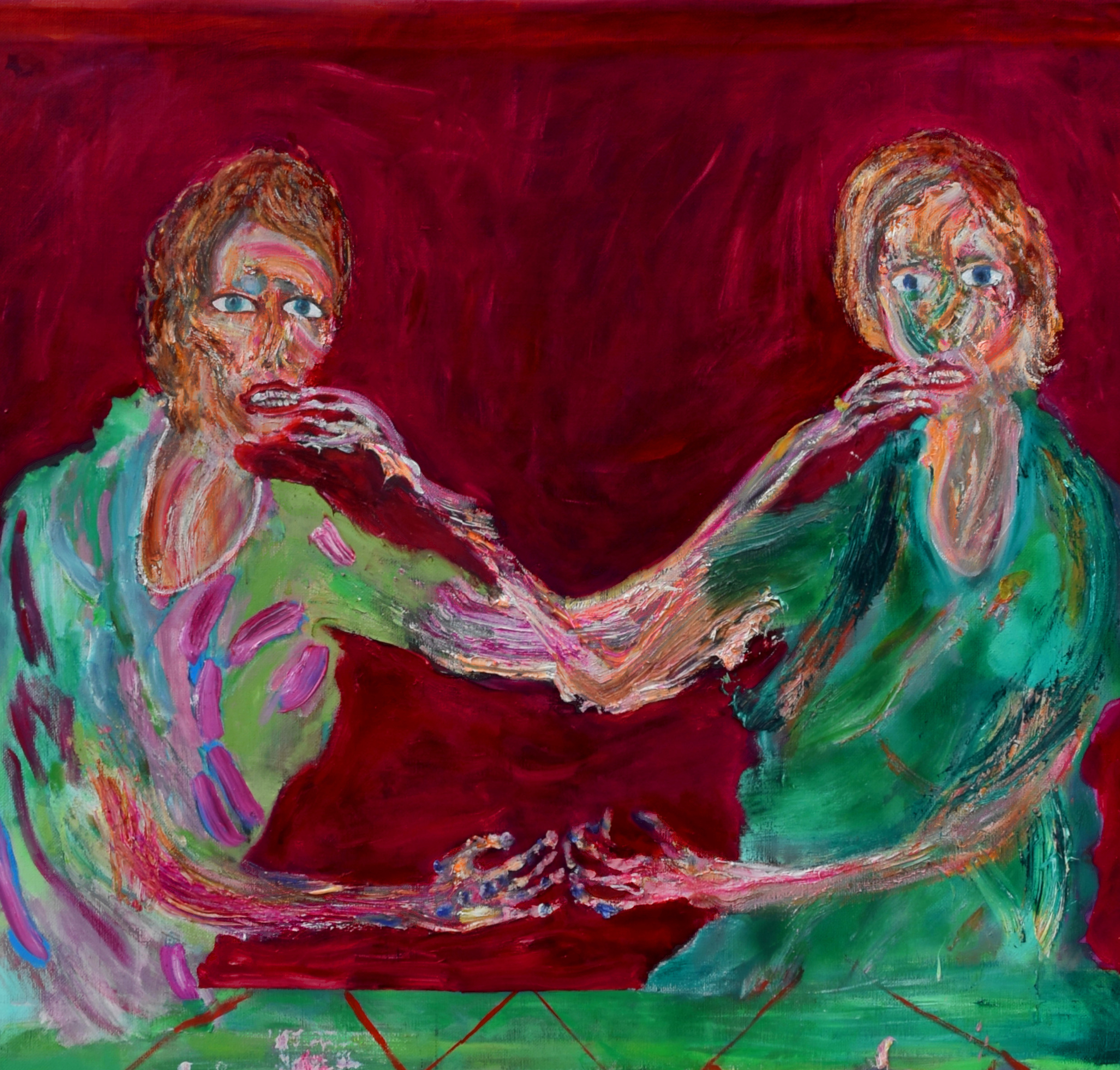 """Towards a Kinder Society: """"Fragile Together"""" by Andrew Litten at JD Malat Gallery, London"""